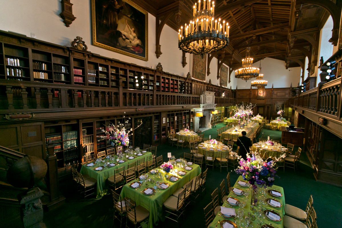 Paster Reading Room, 2014 Gala