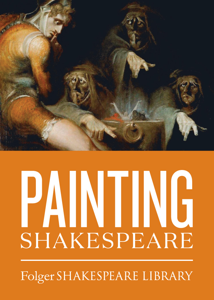 Painting Shakespeare exhibition