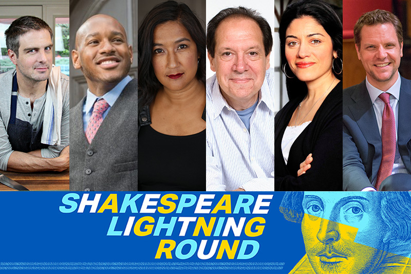 Shakespeare Lightning Round graphic
