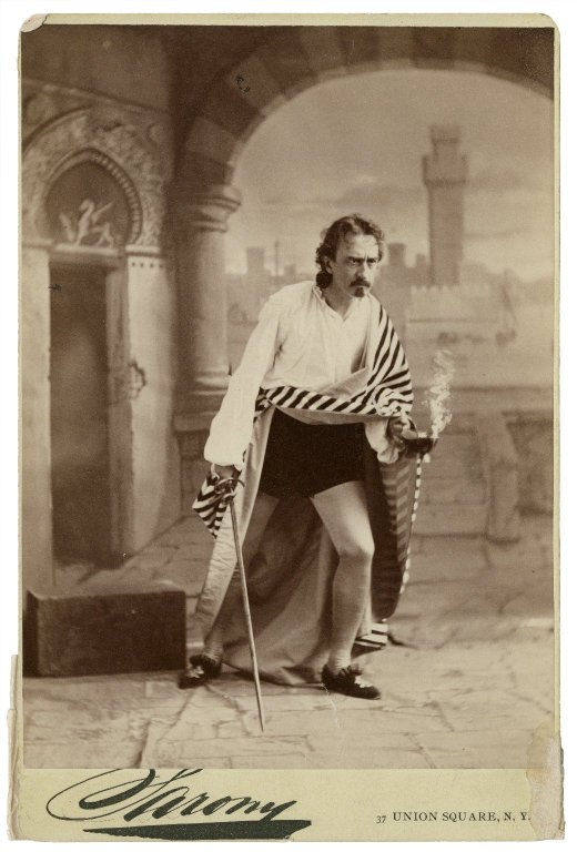 Edwin Booth as Iago (19th century)