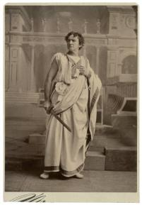 Edward Loomis Davenport as Brutus (1875)