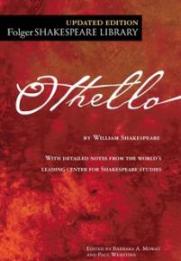 cover of the Folger edition of Othello
